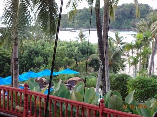 Berjaya Langkawi Resort - Malaysia: view from the breakfast area