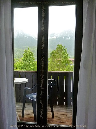 "Hotel Koppeleck: Really beautiful , "" a room with a view "" <3 it !"