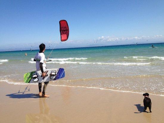 Escuela de kitesurf Manglar
