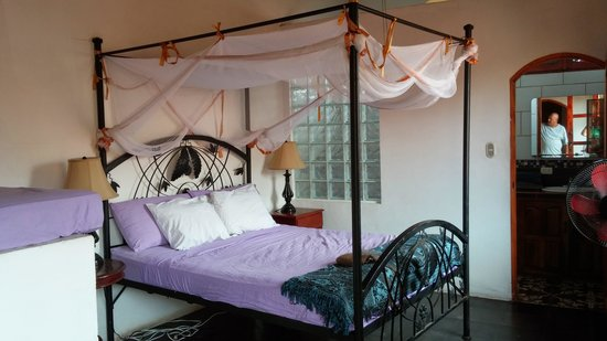 Casa del Agua : Balcony room