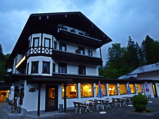 Hotel Koppeleck: A lovely atmosphere in and out of the hotel .