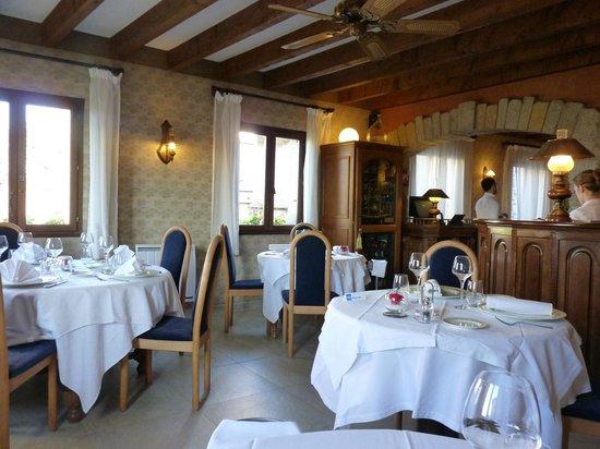 Restaurant La Marquiere : Restaurant