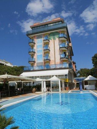 Park Hotel Brasilia: Hotel and pool