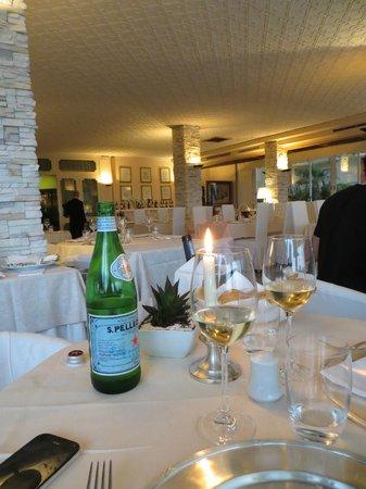 Park Hotel Brasilia: Dining room