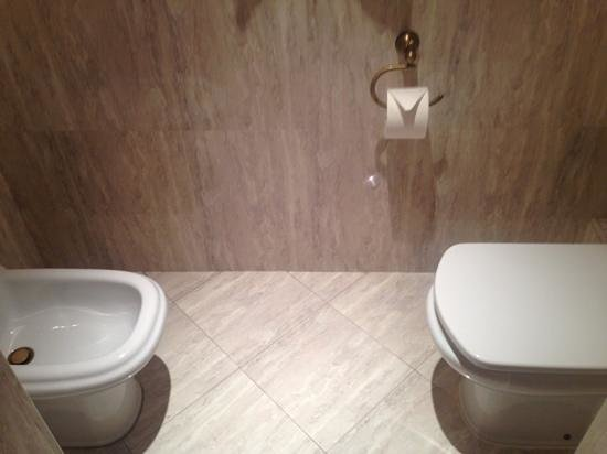 Meliá Vendome - Paris : wc zone