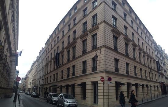 Melia Vendome - Paris: street view