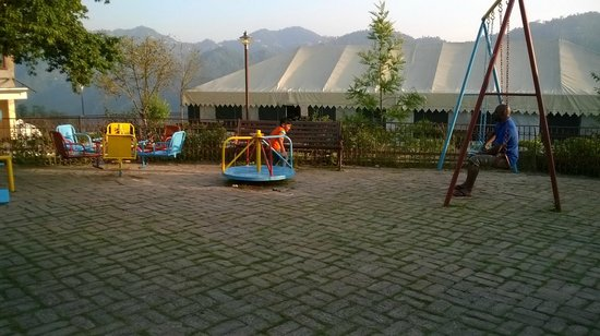 Manla Homes: Kids Play area