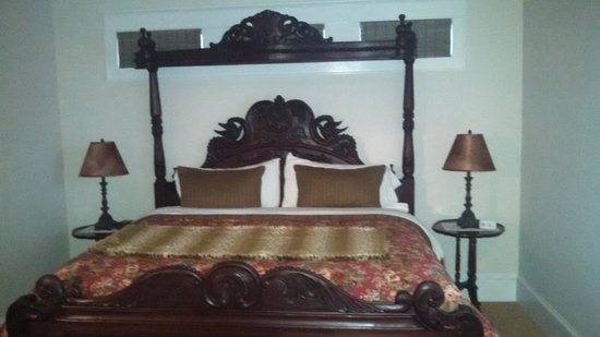 Park House Bed & Breakfast: Asian room