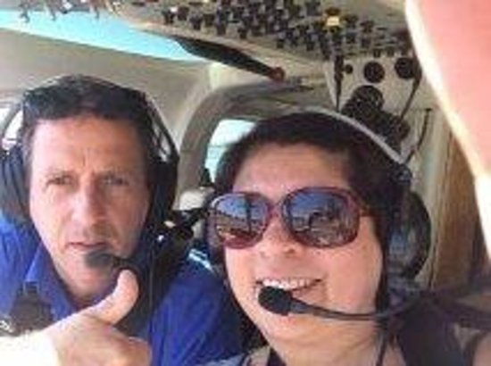 Zip Aviation - Helicopter Tours & Charters : Captain Woods