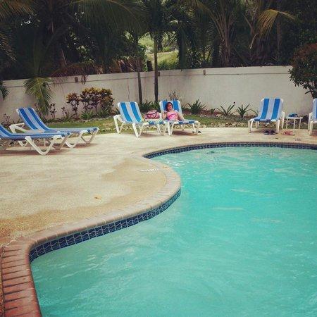 Caribe Playa Beach Hotel: Relajante