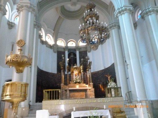 Parroquia de Santa Maria del Consuelo Madrid