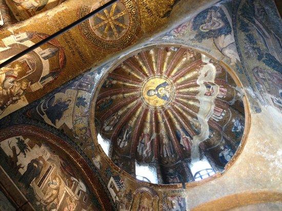 Museum Chora-Kirche: Dazzling design
