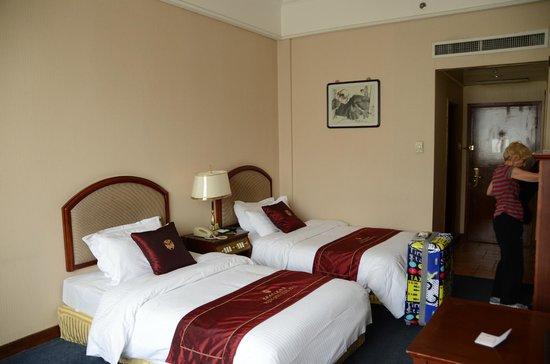 Jianguo Hotel Qianmen Beijing: chambre