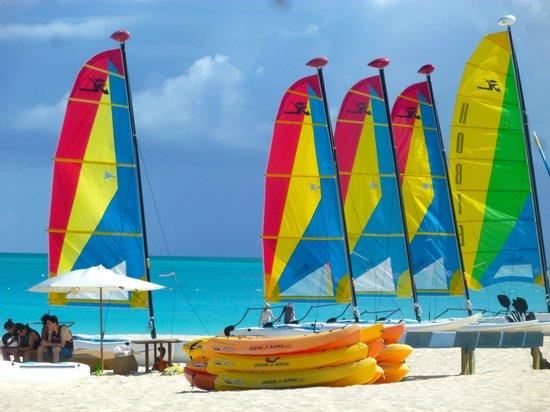Club Med Turkoise, Turks & Caicos : Killer beach