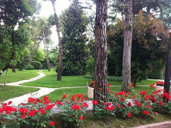 Hotel Garden Terme: i fiori