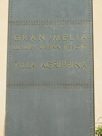 Gran Melia Rome: hotel