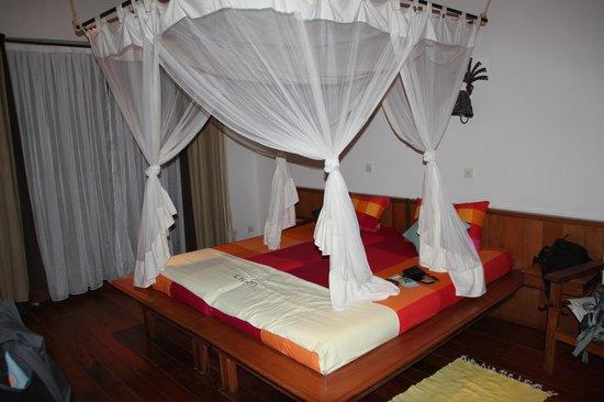 Island Continent Hotel: La chambre