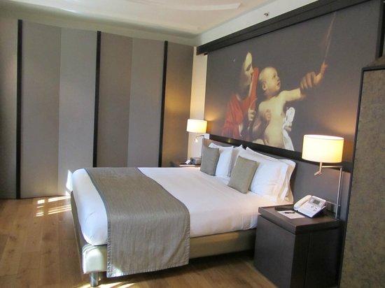 Gran Melia Rome: room
