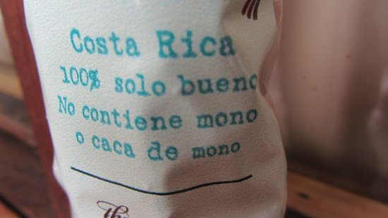 The Costa Rica Coffee Experience : disclaimer
