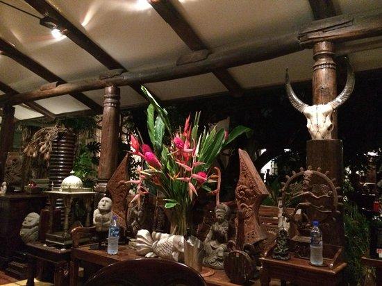 Park Cafe: Interior