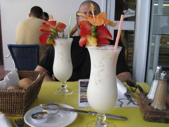 Aloe Cafe : delicious!