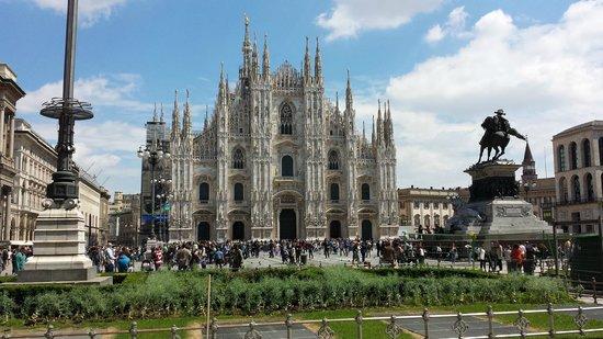 Ibis Milano Centro: Duomo  de  Milão