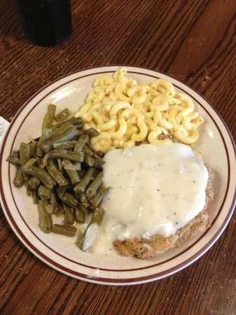 Granny's Diner: Home cooked meals