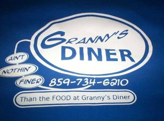 Granny's Diner: Where friends and families meet to eat