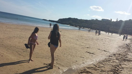 Grand Muthu Oura View Beach Club: Beautiful beach