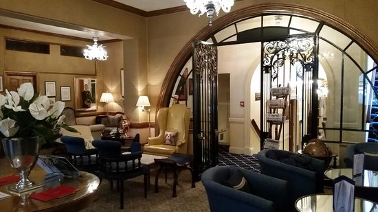 The Old Government House Hotel & Spa : Lobby hotel