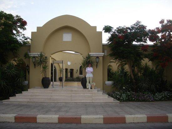 Sol Y Mar Makadi Sun: Парадный вход