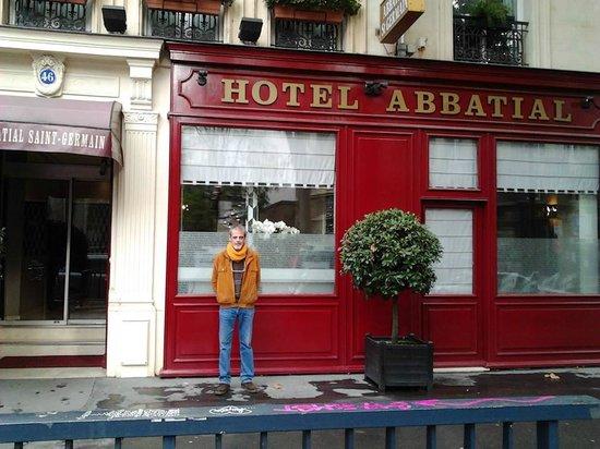 Hotel Abbatial Saint Germain: Abbatial