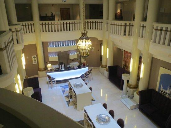 Tryp Madrid Cibeles Hotel: Bar