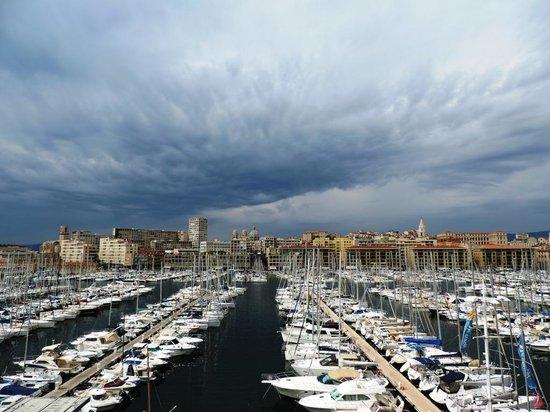 Radisson Blu Hotel, Marseille Vieux Port : Vista Inesquecível