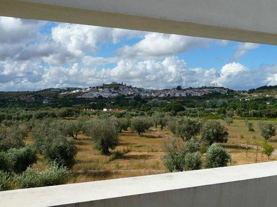 Villa Extramuros: Blick vom Bett aus