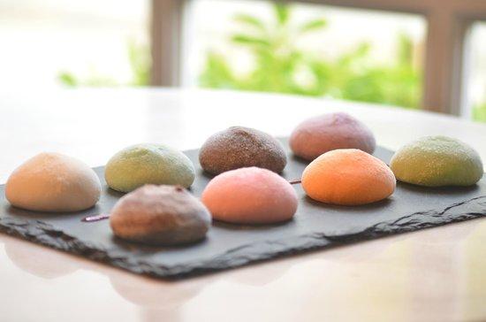 Sushi Folie : Mochis glacés pour le dessert