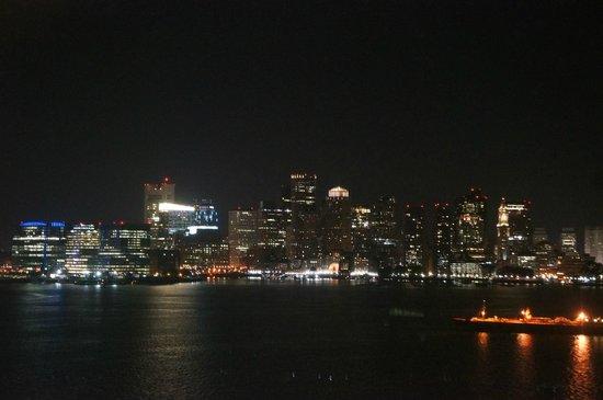 Hyatt Regency Boston Harbor : Stunning View from room