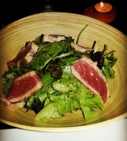 Barracuda Restaurant: Tasty tuna salad
