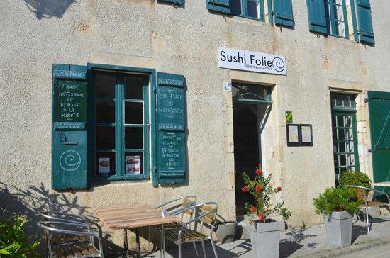 Sushi Folie : Bienvenue !