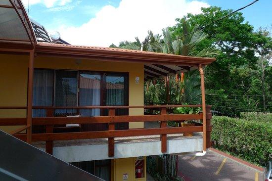 Hotel Playa Espadilla: room 25