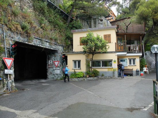 Villaggio Smeraldo : Entrée