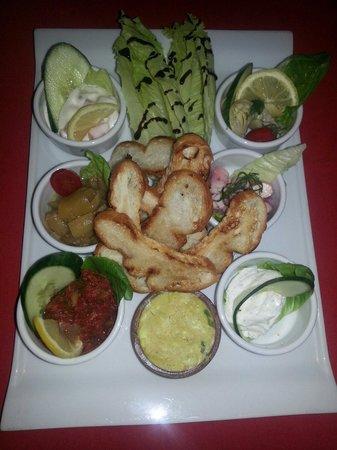 Leon Restaurant: starter