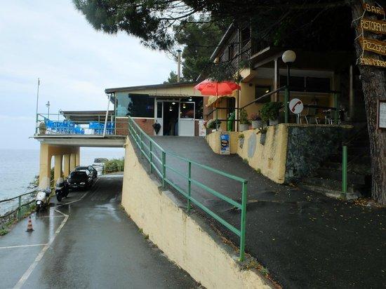 Villaggio Smeraldo : Restaurant