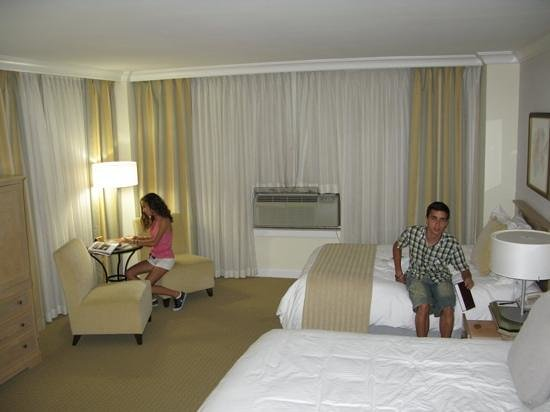 Sea View Hotel: recien llegados