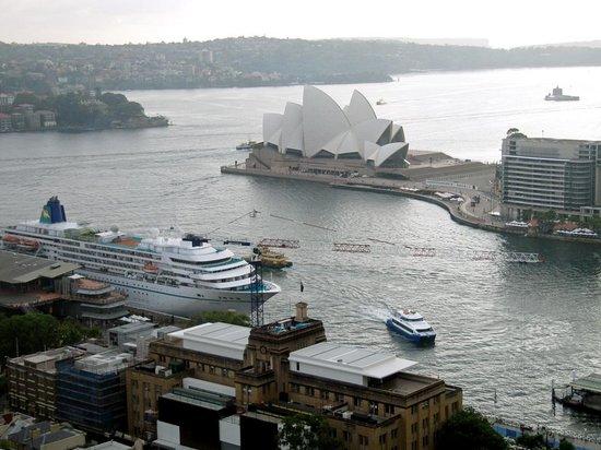 Shangri-La Hotel Sydney: Zimmeraussicht