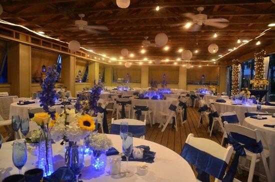 Best Western Navarre Waterfront: Pavilion