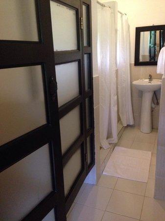 """Nurture Wellness Village: 2 toilet and 2 shower area in """"Pamilya"""" room"""