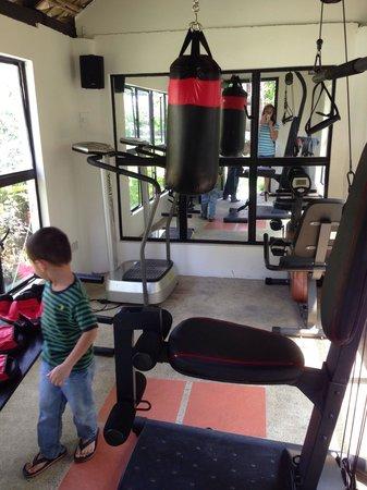 Nurture Wellness Village: Gym