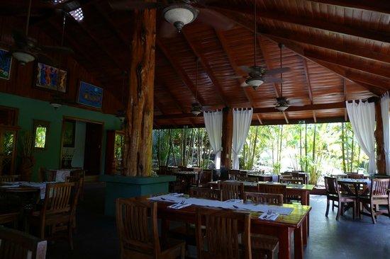 Hotel Playa Espadilla: restaurant at breakfast
