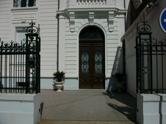 La Villa Quo Incidence: l'entrée